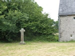 La croix des Anglais La ville Blanche_llgred