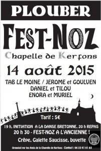 Affiche_Fest Noz Kerfons